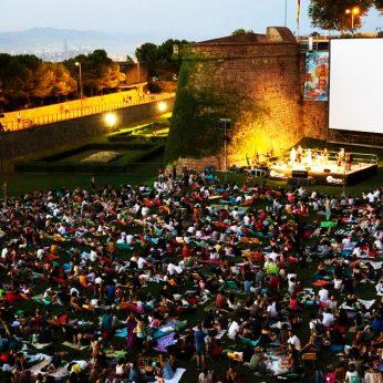 Cinema a la fresca Montjuic 2017