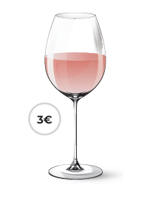 copa rosada